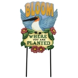 "8"" Bloom Where You Are Planted #328096"