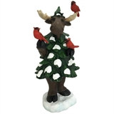 "11"" Moose In Tree #329755"