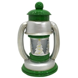 "10"" Lantern With Cut Out Tree #330548"