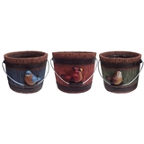 Bucket Planter Assortment #438694