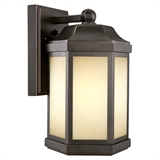 Bennett 1-Light Oil Rubbed Bronze LED Outdoor Wall Light #514992-LED