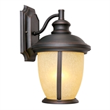 "Bristol Outdoor Downlight 8"", Oil Rubbed Bronze #517599"