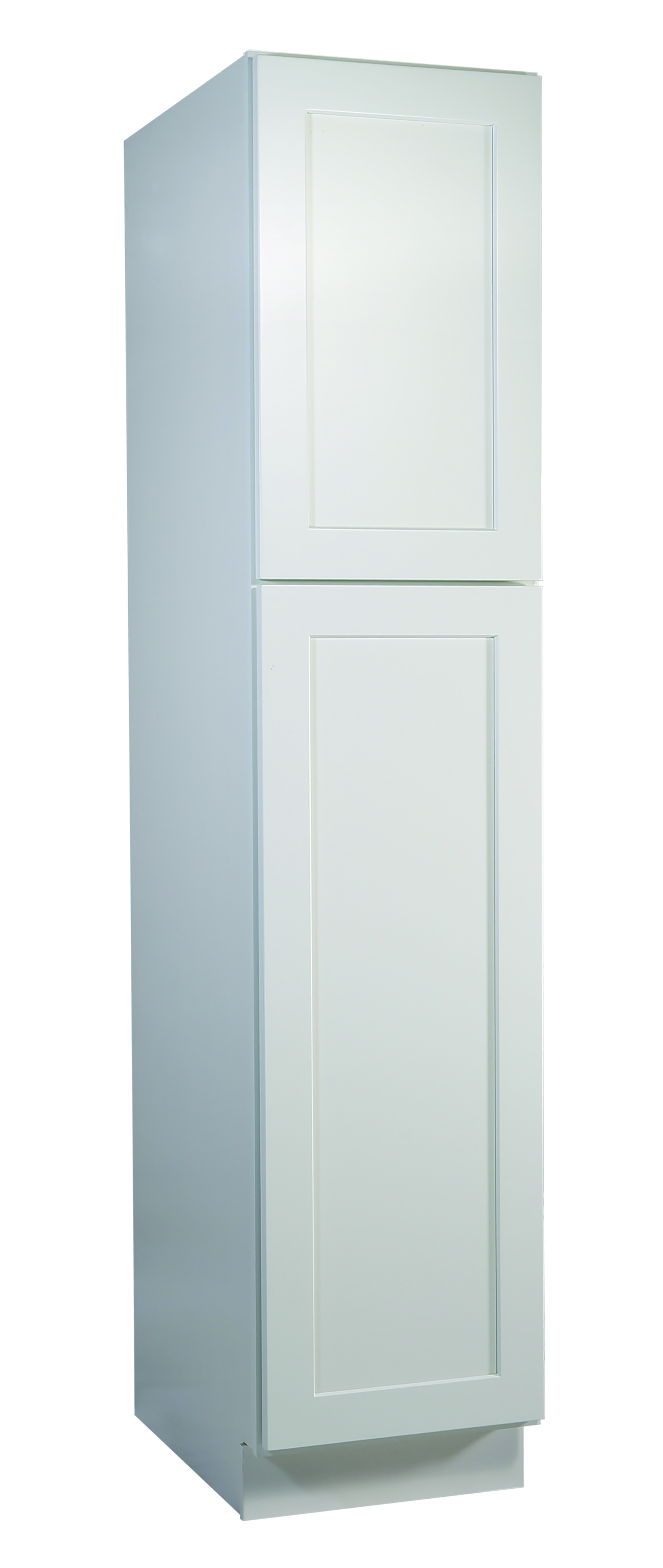 Brookings 18 Pantry Cabinet White Shaker 561787