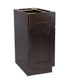"Brookings 12"" Base Cabinet, Espresso Shaker #561910"