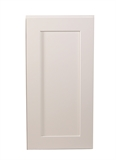 "Brookings Fully Assembled Shaker Kitchen Wall Cabinet 18x36x12"", White #569079"