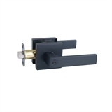Karsen 2-Way Adjustable Entry Lever in Matte Black #582379