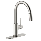 Eastport II Pull-Down Kitchen Faucet, Satin Nickel #593822
