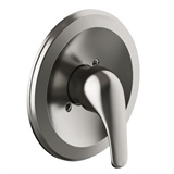 Middleton II Escutcheon and Handle in Satin Nickel #595066