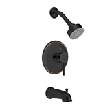 Eastport Tub and Shower Trim in Oil Rubbed Bronze #815522