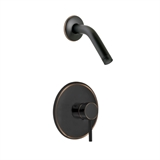 Eastport Shower Trim Less Showerhead in Oil Rubbed Bronze #816074