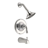 Glendale Tub and Shower Trim, Satin Nickel #816298