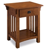 Mission Impeccable Nightstand with Drawer #8222