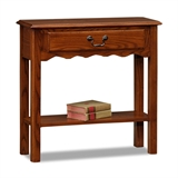 Wave Console Table #9021-MED