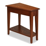 Recliner Wedge Table #9035-MED