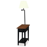 Chair Side lamp table #9037-SL