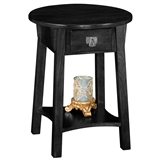 Mission Anyplace side table #9056-SL