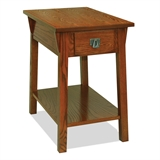 Mission Side table #9059-RS